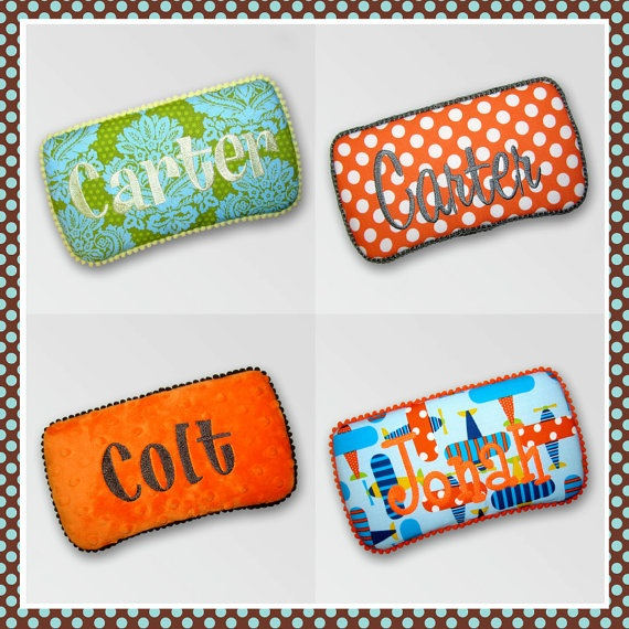 I am so excited to find out if we are having  a boy or girl so I can order one of these customized diaper wipe cases