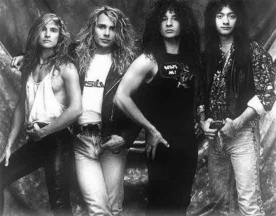 80's hair metal band - White Lion