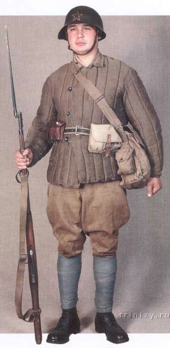 Uniforms In The Red Army | English Russia | Page 15