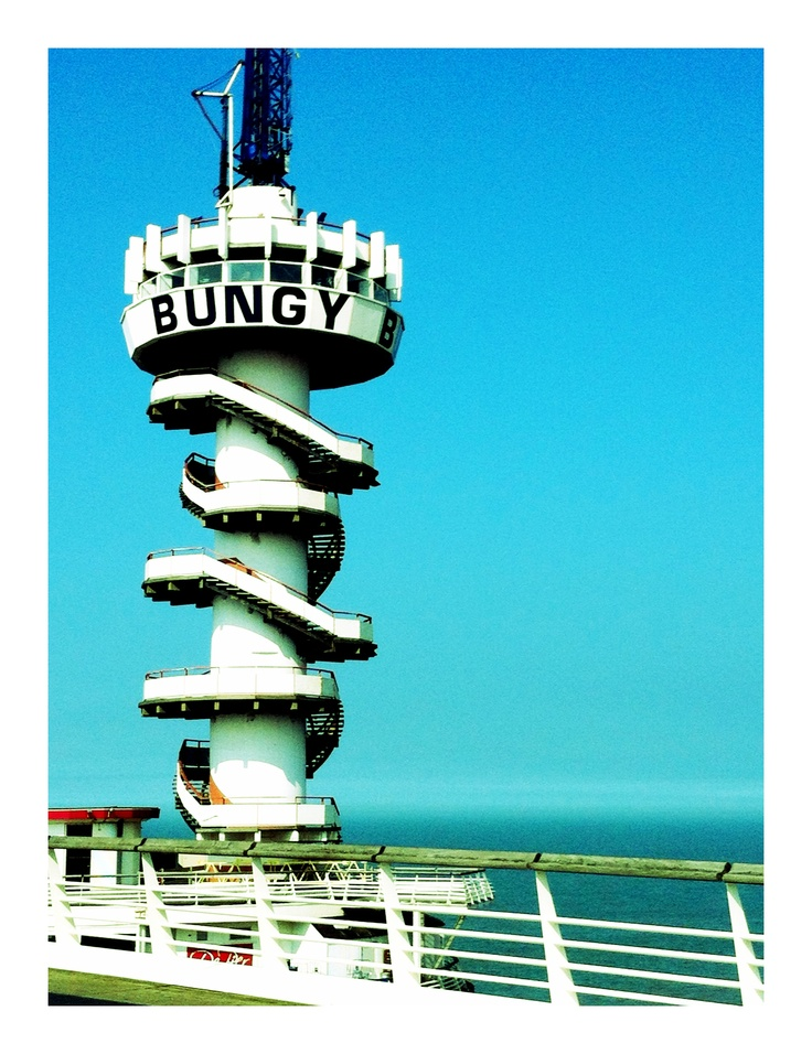 Bungee Jump . De Pier. Scheveningen. The Underground The Hague