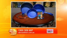 Yahoo Morning Show features the Flavorstone Non Stick Cookware set.