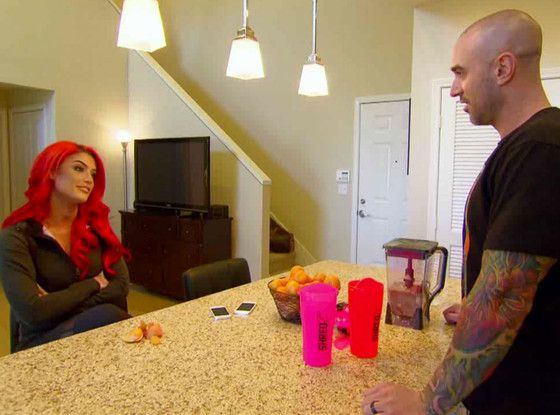 WWE Diva Eva Marie Shocks Husband With Baby Secret—See the Intense Total Divas Clip!  Total Divas, Eva Marie