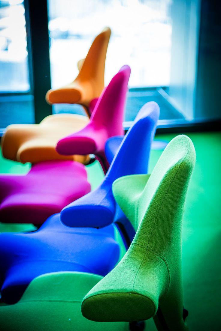 Feeling inspired yet? #colours #HÅGCapisco #InspireGreatWork #design #Scandinavian