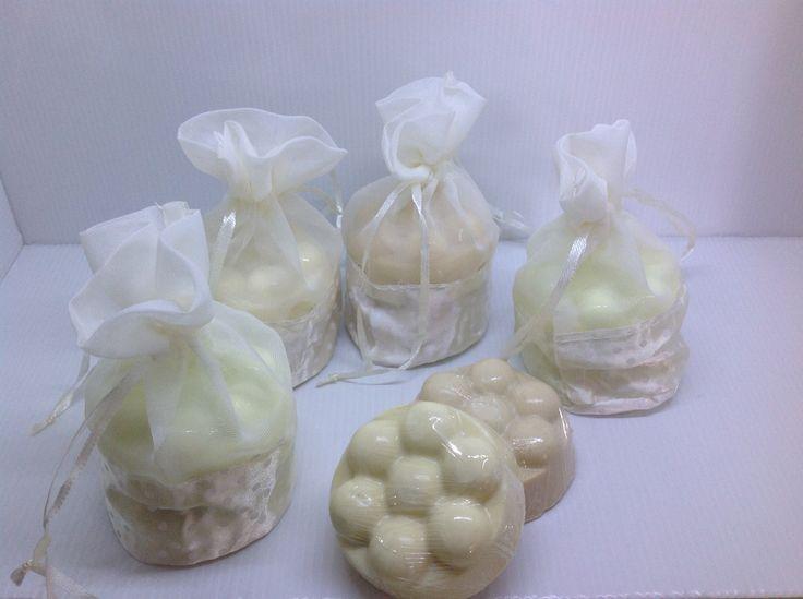 Kit de sabonetes - macadâmia