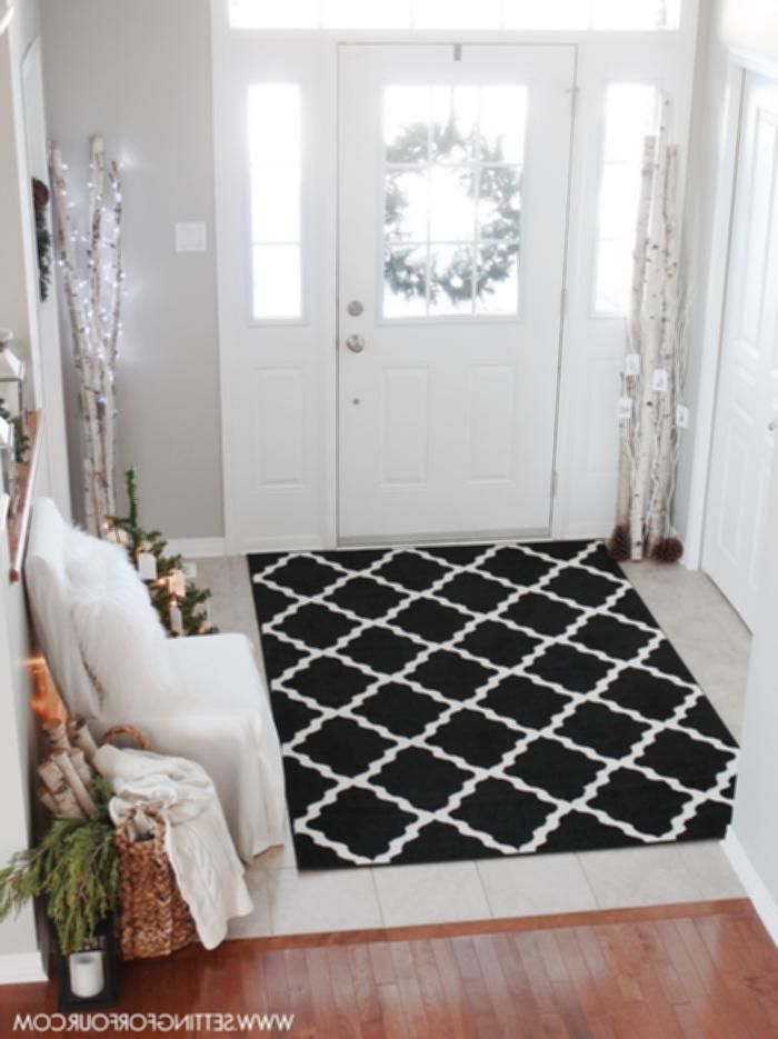 Entryway Rug Ideas With Images