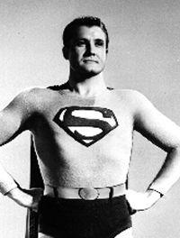 Superman, the original.