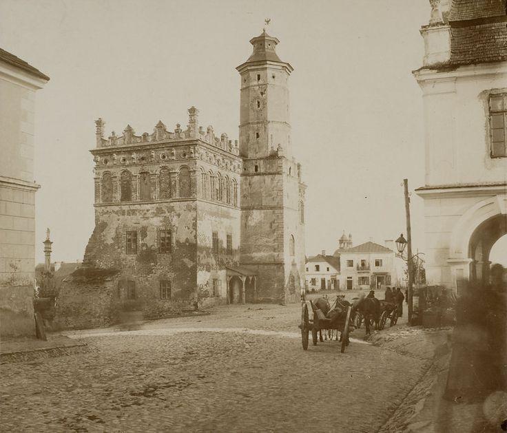Sandomierz. Ratusz