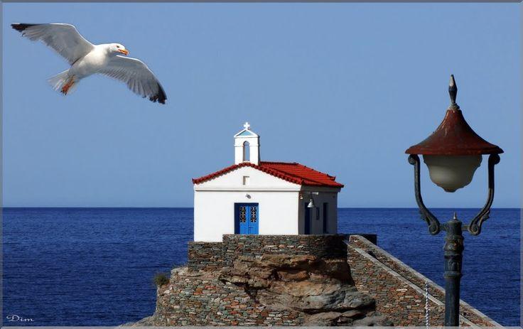 We ♥ Greece | Greek Islands, Andros #Greece #travel #explore #destination