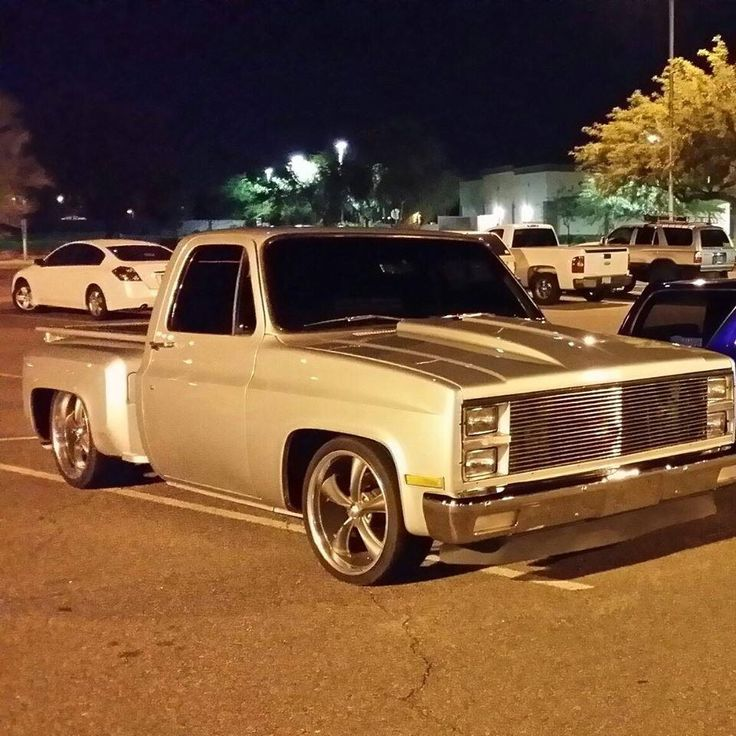 1982 chevy pickup colors
