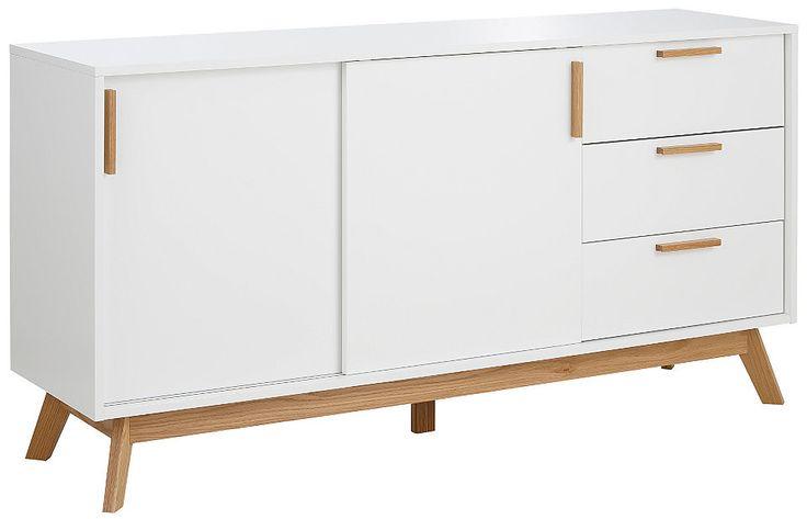 andas Sideboard »Kensal white«, Breite 150 cm