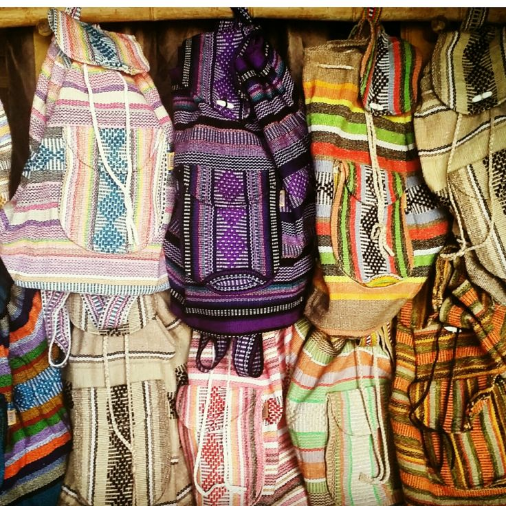Tribal//bohemian //gypsy//hippie backpacks..handmade in Mexico  Need to sell this ones..getting new shipment soon!! Original  $29 now $20 each buy 2 or more $17each . some colors are already gone so message me for left colors!  Rasta only 1 left! #tribal #bohemian #hippie #handmade #handwoven #fashion #styles #culture #yoga #fitness #gym #dancers #backpacks #sale #clearence #bundle #new #multicolred #bags #hobo #coolbags #unisex #trendy #outwear #streetwear