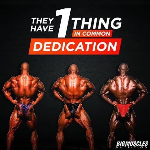 If you want it, strive for it. It's that simple. Try our amazing products: http://www.bigmusclesnutrition.com/