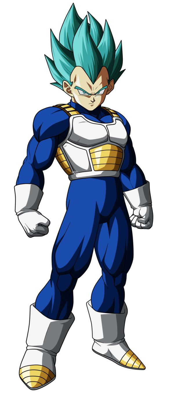 Vegeta FighterZ by UrielALV.deviantart.com on @DeviantArt