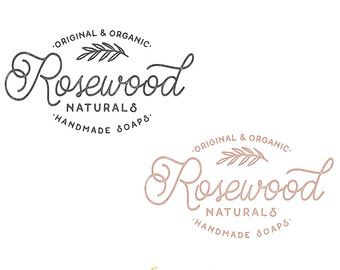 29 best logo design: organic soap images on pinterest | graphics