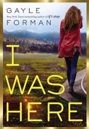 I Was Here Book Cover