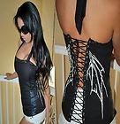 DIY corset top