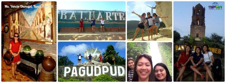 Venice Dumajel, Ilocos Tour 2016 #ilocos #tour #tourpackage #trip #travel #roadtrip #pagudpud #vigan #laoag #philippines #itsmorefuninthephilippines