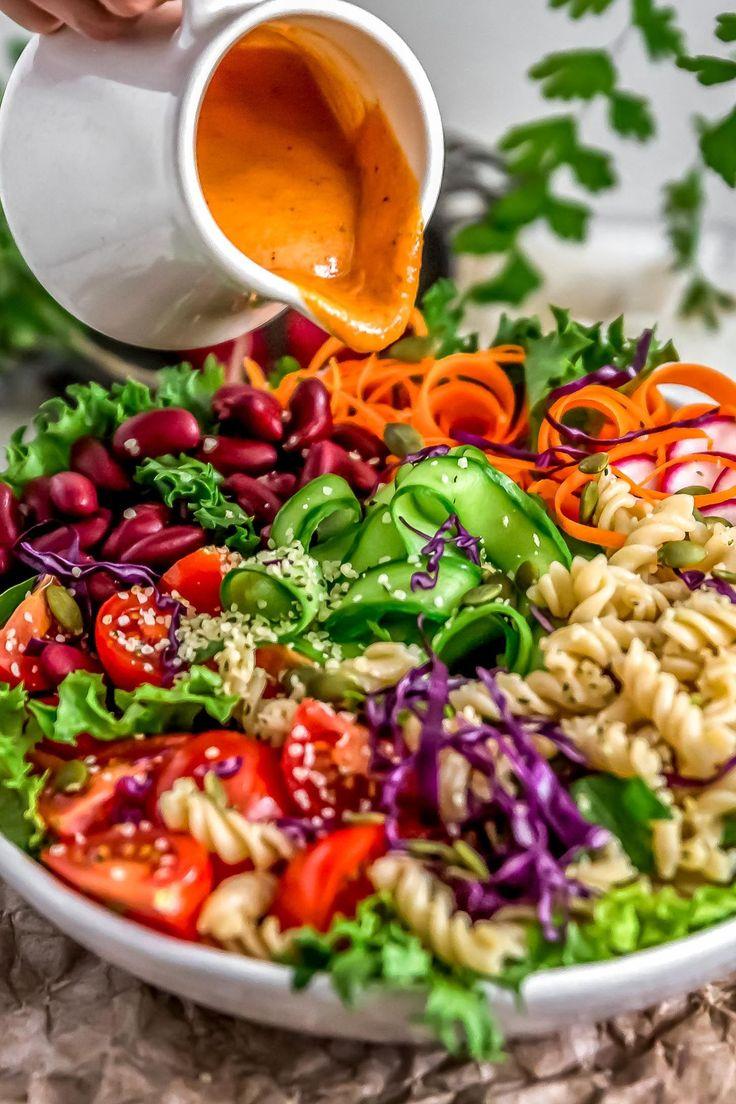 13 vegan salad dressing recipes you need in your life
