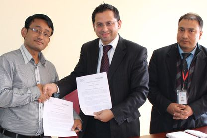 The British College and Softwarica College of IT and E-Commerce have signed a strategic partnership agreement where each institution will help each other to provide affordable high quality IT education to Nepalese students. Softwarica College currently offers the NCC Diploma which is a pathway to the UK Degree. The British College is currently providing various degree programmes affiliated with Leeds Beckett University and University of West of England. Students from Softwarica College will…
