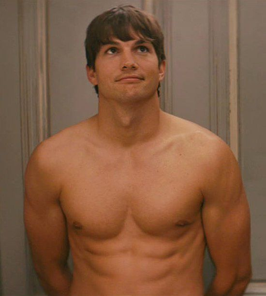 Pin for Later: A Look Back at Ashton Kutcher's Hottest Hollywood Moments Because this happened.