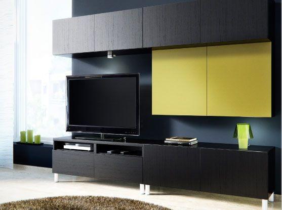 23 best Télé images on Pinterest | Tv units, Living room and Change ...