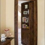 How to build a secret bookcase door. Some sneaky stuff.: Decor, Idea, Bookcases, Bookcase Door, Hidden Room, Hidden Doors, Bookshelf Door, Secret Room