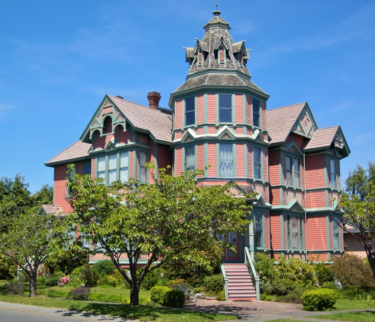Pin by Beth Moore Collins on Victorian Style Houses. Architecture. De ...