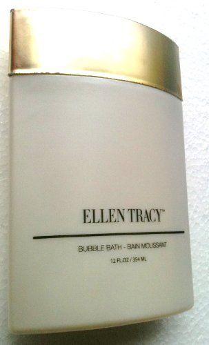 Elegant ELLEN TRACY Bubble Bath 12 oz. by Ellen Tracy. $10.00