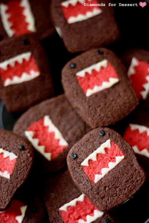 Domo Kun Cookies!
