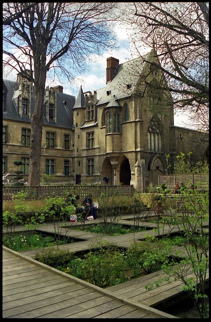 Visit Cluny Museum in Paris: This museum dedicated to the medieval period is one of the city's best, but is often overlooked. Housed in the striking Hotel de Cluny, a late 15th century Abbey, the museum is built above Gallo-Roman thermal baths built betwe