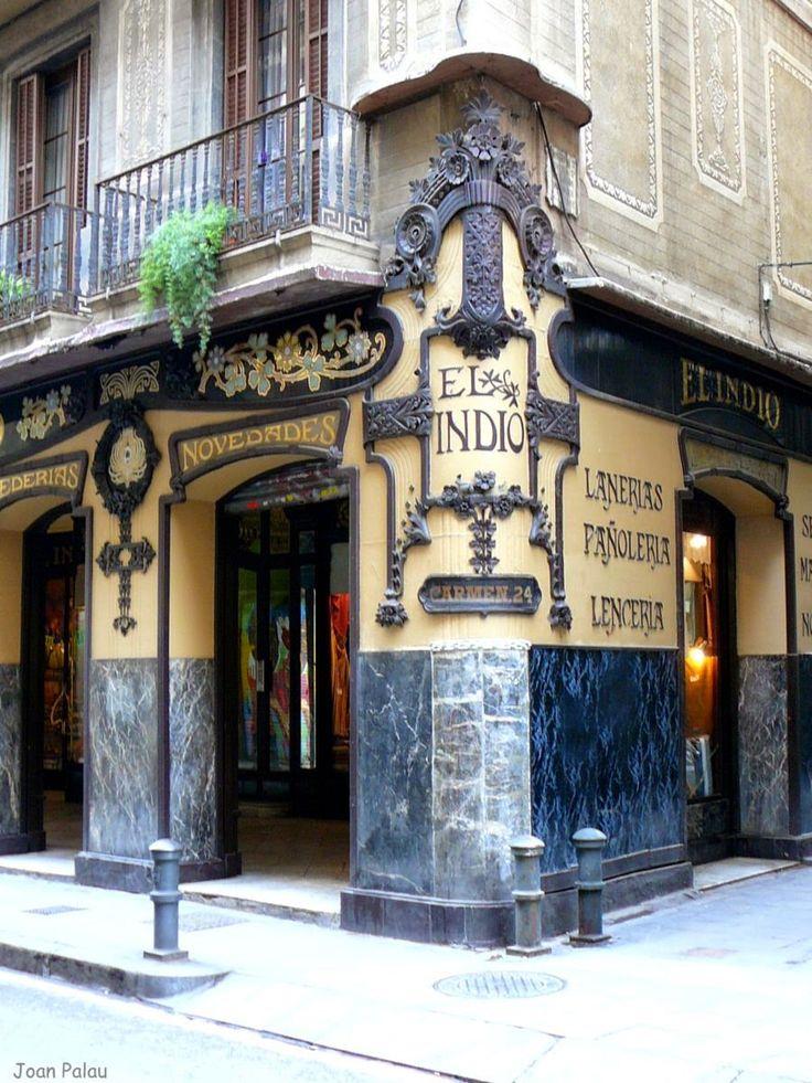 Almacenes El Indio, C/ Carme  Barcelona  Catalonia