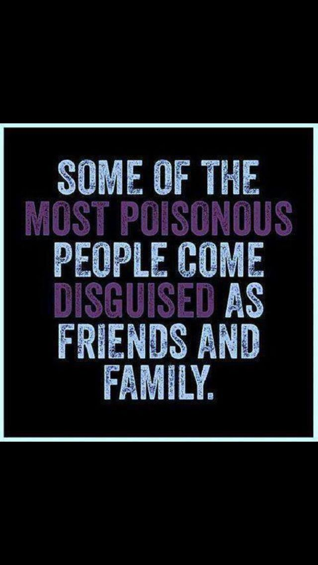 Get rid of the toxic people in your life. Yup ours is family... Just because they are family doesn't mean they get a free pass to be nasty misers... Erase and move on to bigger and better things.