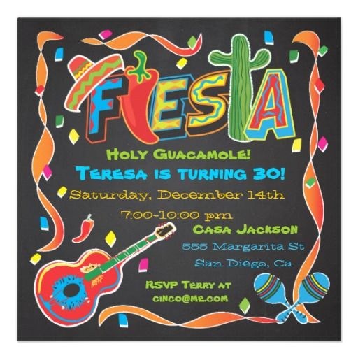 best ideas about fiesta invitations on   mexican, invitation samples