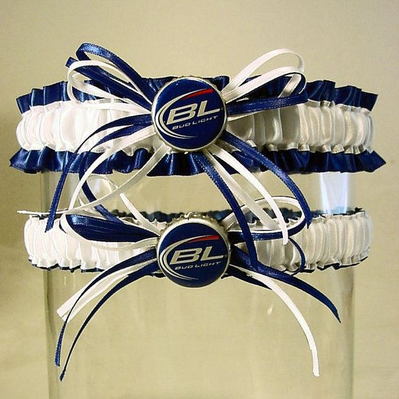 Bud Light Wedding Garter