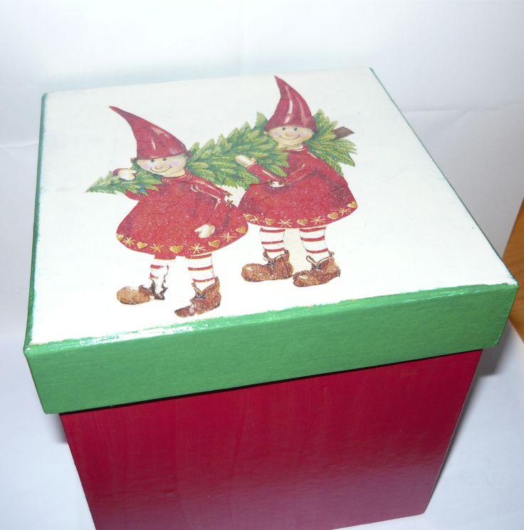 #Elves #box