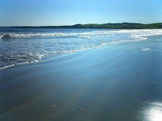 Risser's Beach---1 of 3 Nova Scotia stunning beaches about a 5 minute drive from our Winery.
