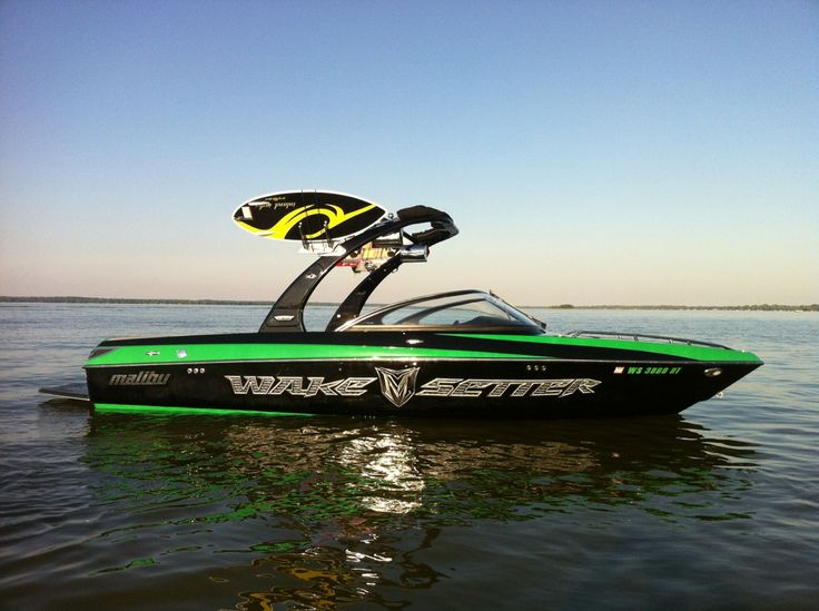 Malibu Wakesetter My Favorite Color Combo Too Bad It