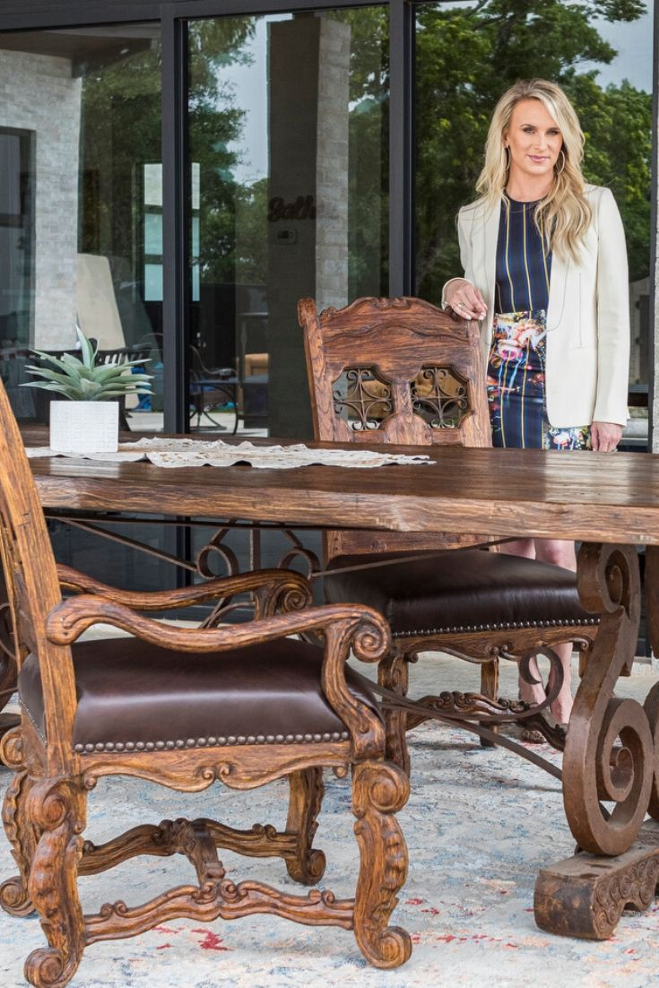 Live Edge Dining Table Brumbaugh S Fine Home Furnishings In 2020
