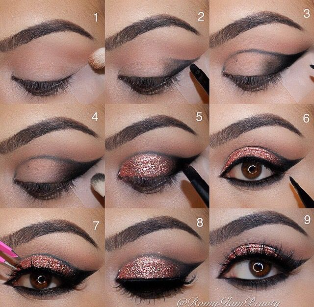 Gorgeous eye makeup✨