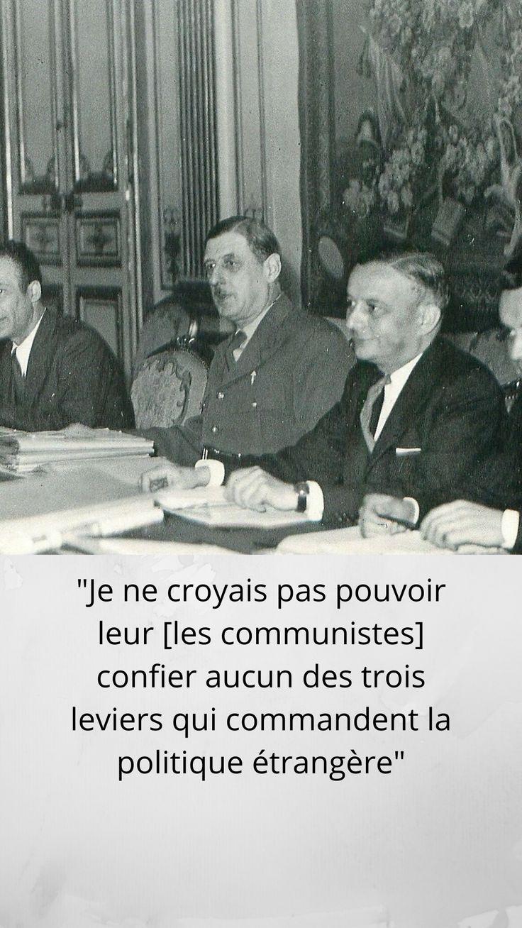Pin on Le XXe siècle en citations