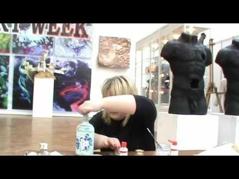 Мастер-класс Пуконцева Наталья Декупаж 7.mp4 - YouTube