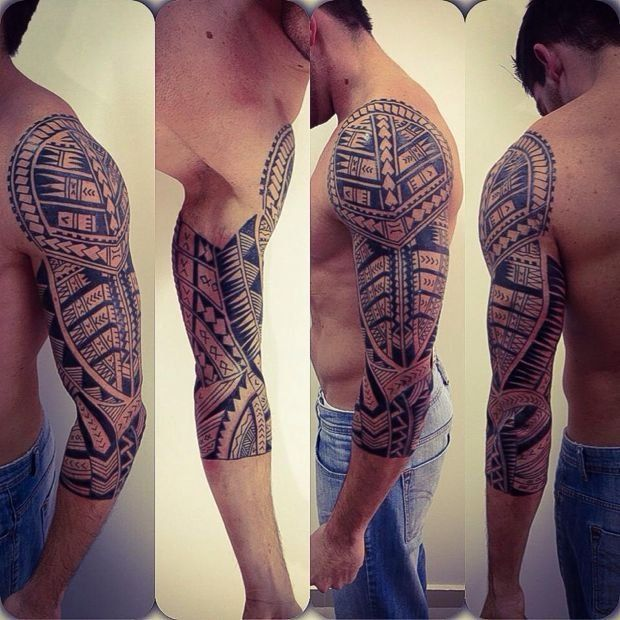 111 Best Tattoo Maori Images On Pinterest  Samoan