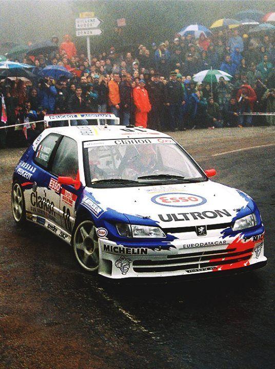 306 Maxi - Gilles Panizzi