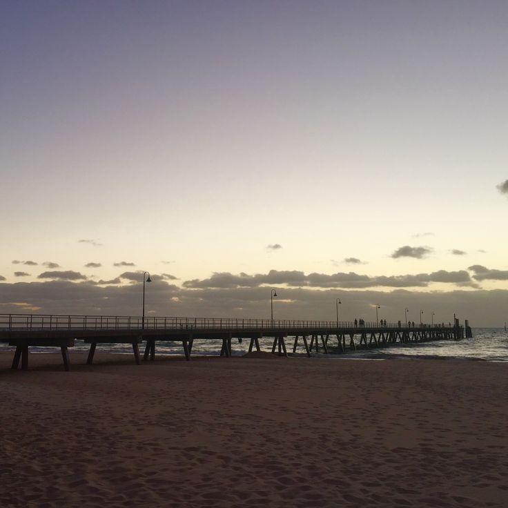 #Glenelg Jetty, South Australia