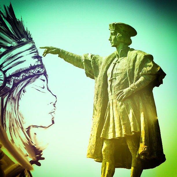 Il Regno del terrore di Cristoforo Colombo
