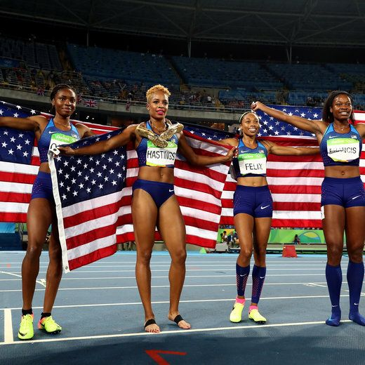 Black women dominated during this year's Olympic games | Essence.com