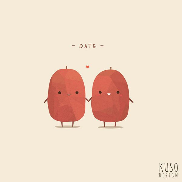 Red Date by kusodesign.deviantart.com on @DeviantArt