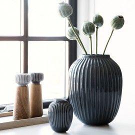 Hammershøi vase - Grå 20 cm
