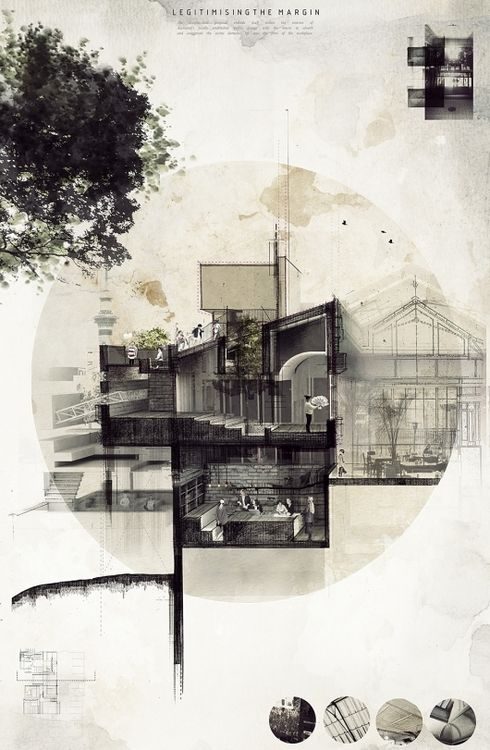 archisketchbook:  Marianne Calvelo (University of Auckland School of Architecture and Planning)