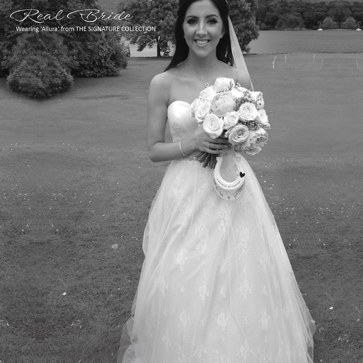 We Love This Photo Of Real Bride Stephanie Wearing The Sensational Althea From Sophisticated Wedding DressesWedding